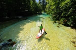 The-Savica-River